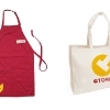 CTown Apron and Canvas Bag